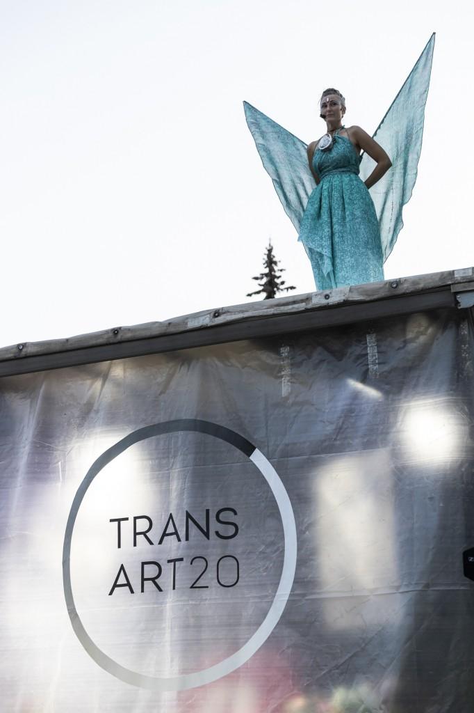 art truck, südtiroler künstlerbund, transart 2020